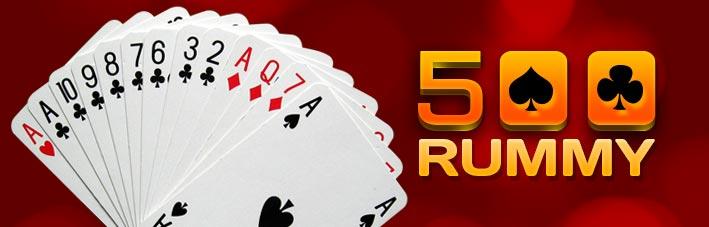 Rummy 500 Online