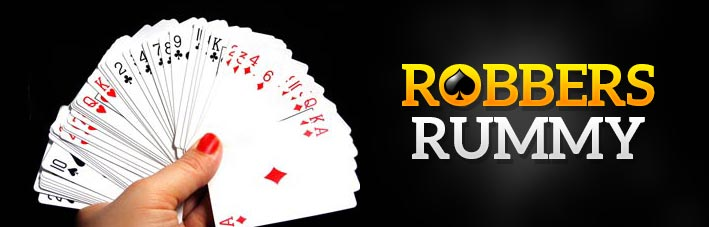 Robbers? Rummy Online
