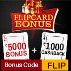 Flipcard Bonus