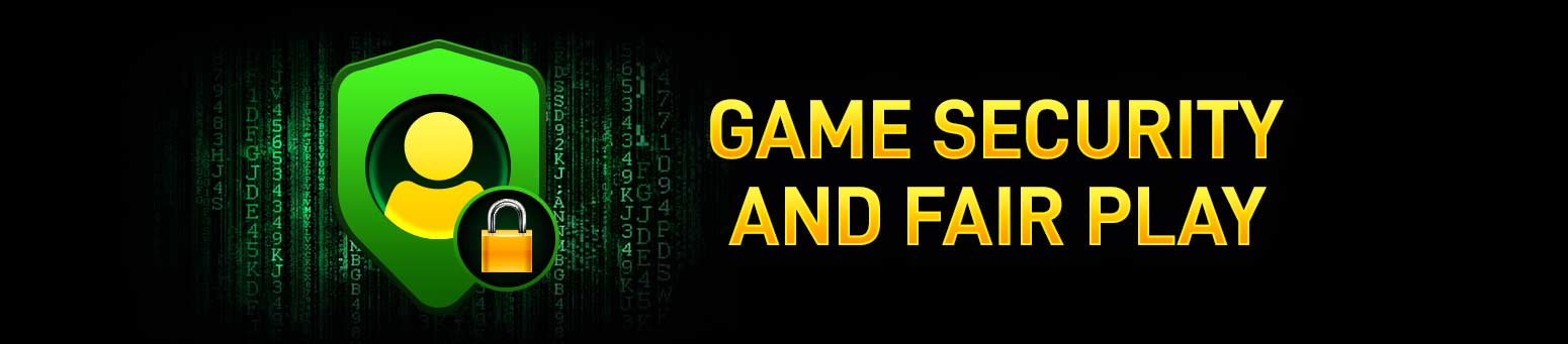 Security and game Integrity