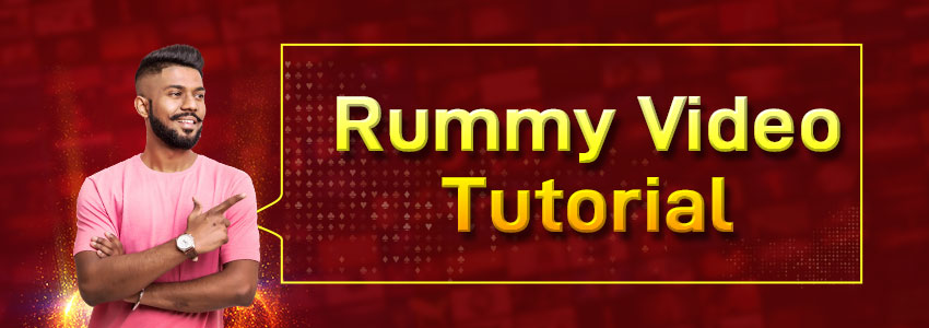 Rummy Video Tutorial To Learn Rummy Game