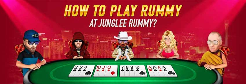 How to Play Rummy Card Game