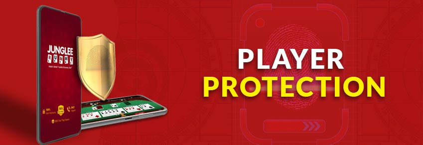 Player Protection System - Junglee Rummy