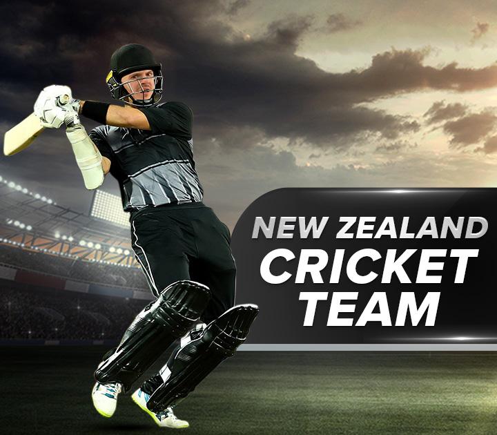 ENew Zealand  Cricket Team