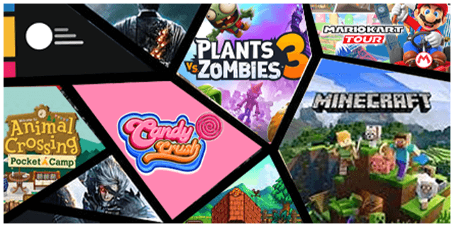 Top mobile Games