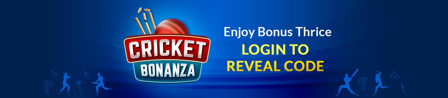 Cricket Bonanza