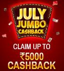 Jumbo July Cashback