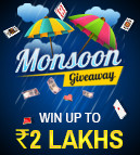 Monsoon Giveaway