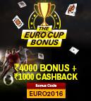 The Euro Cup Bonus