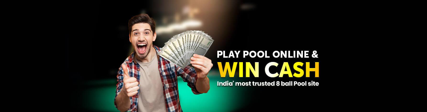 play pool King online