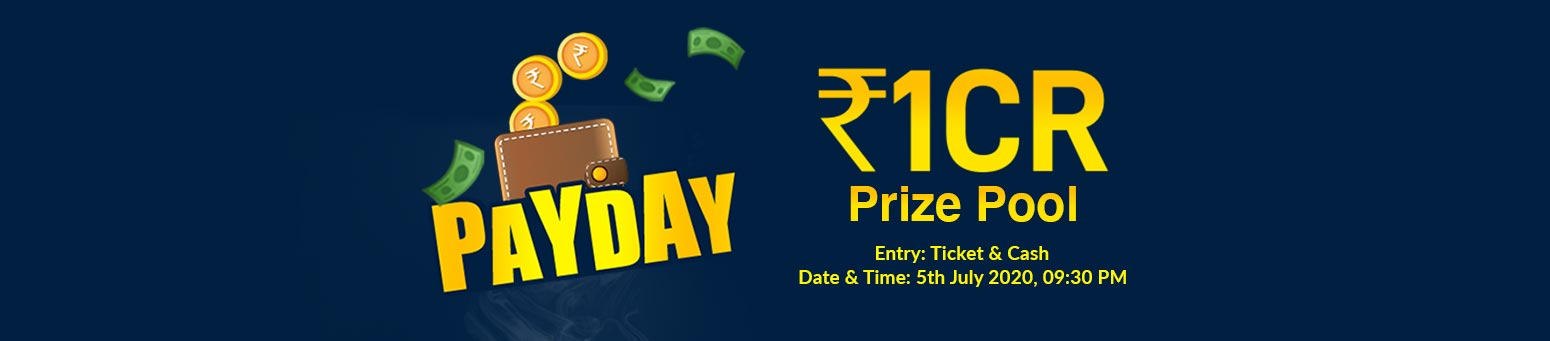 Payday 1 Cr. Tournament
