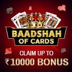 Baadshah of Card