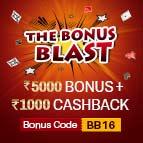 The Bonus Blast Cashback