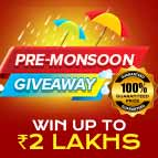 Pre-Monsoon Giveaway