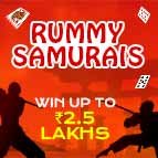 Rummy Samurais