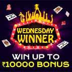 Wednesday Winners