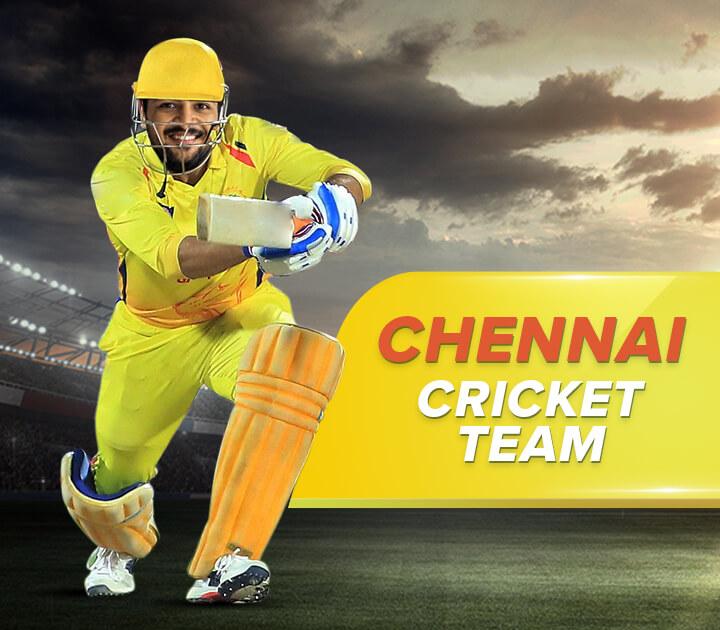 Chennai T20 league Team