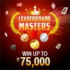 Leaderboard Masters