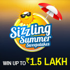 Sizzling Summer Sweepstakes