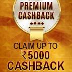Premium Cashback
