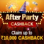 After party cashback