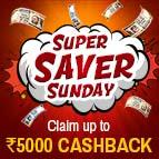 Super Saver Sunday