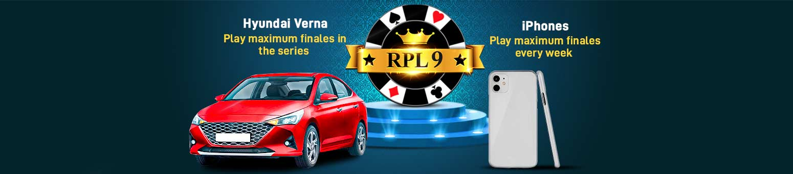 RPL 9 Special Leaderbords