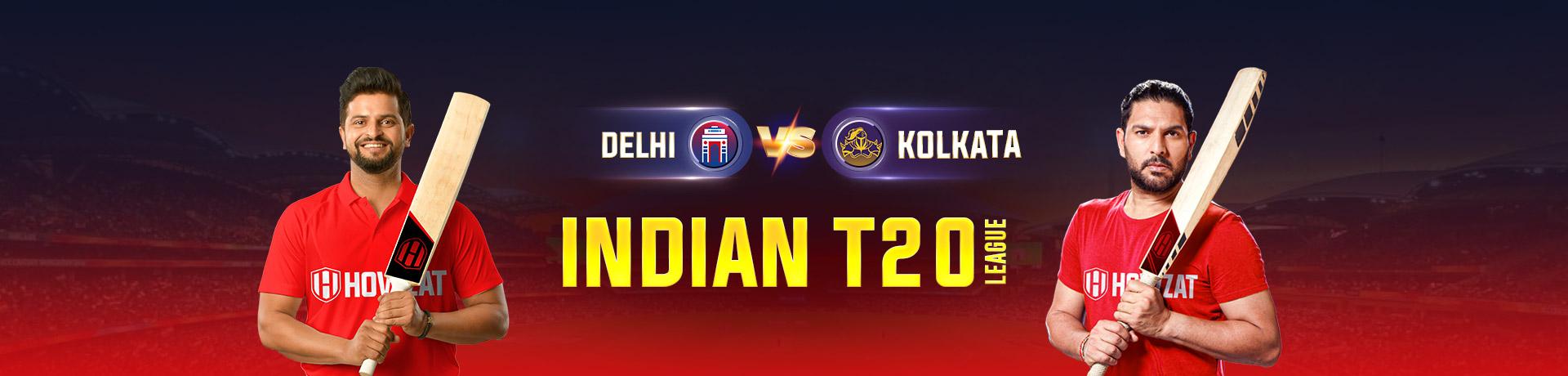 Delhi vs Kolkata Indian T20 League 2021