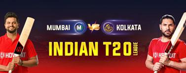 Mumbai vs Kolkata Indian T20 League